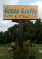 tourist attractions in jamaica - green grotto caves