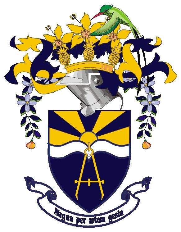 university of technology jamaica logo