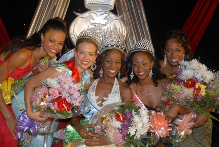 Jamaica-Miss Jamaica Pageant