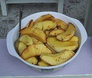 Food from Jamaica: Fried Breadfruit