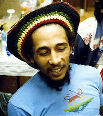 Jamaica's own Bob Marley in Nashville 1979