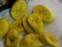 Jamaican Plantain - Fried