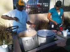 Jamaican Soup Man