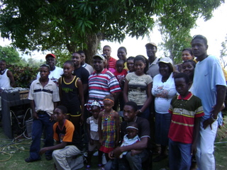 family_reunion_december_2008_aunt_estell_lineage