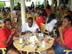 point_village_resort_lunch