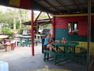 3 Dives Jerk Center in Negril, Jamaica