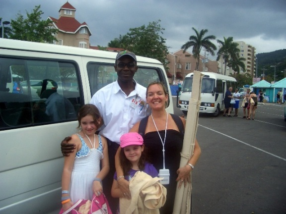 Mobay Airport Transfer - Chester Fowles
