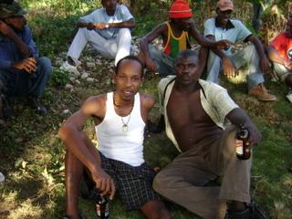 jamaican community - family reunion