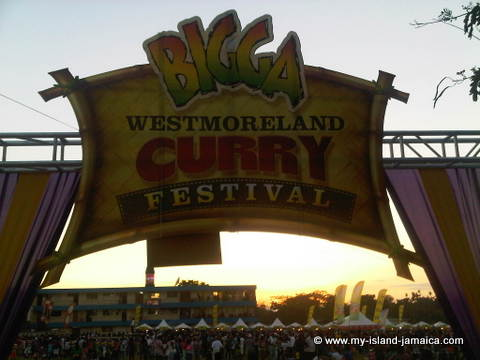 westmoreland curry festival, things to do in jamaica