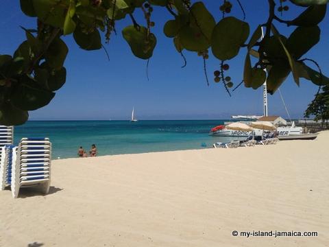 Jamaica Beach - Cornwall