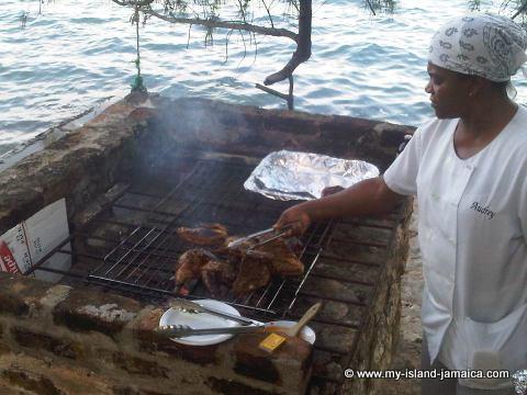 jamaican jerk kitchen