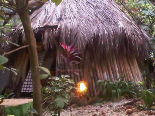 eco tourism places to stay in jamaica- great huts jamaica