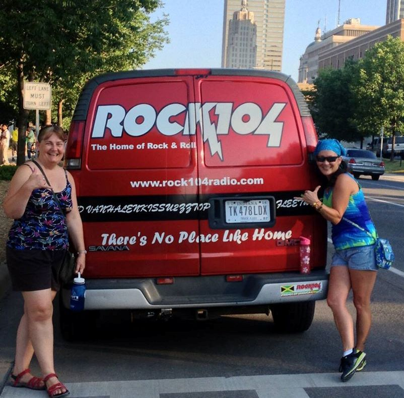 Rock 104, clients of rocky tours