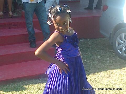 Jamaican Dress - by Leah Karena Gayle -Dec 2012