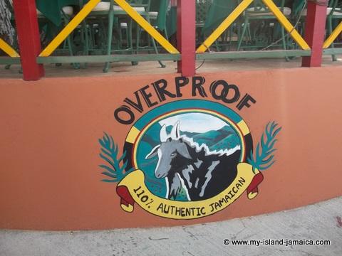 overproof restaurant at fdr resort jamaica