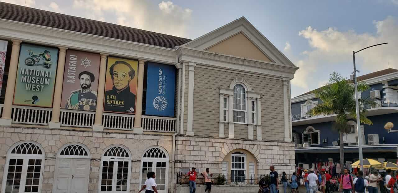 montego bay attractions - the civic center