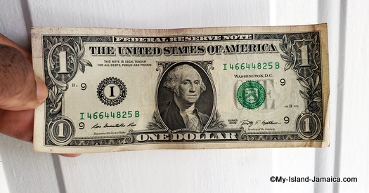 us currency in jamaia