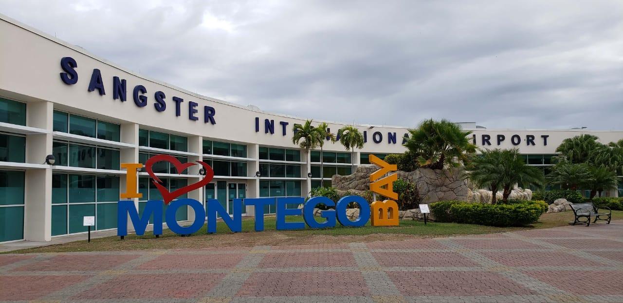 Jamaican airport - MBJ