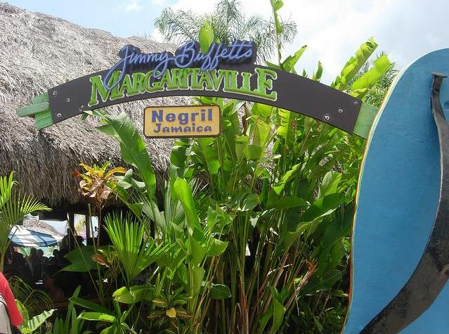 Marguritaville Negril - Jamaican Party Scene