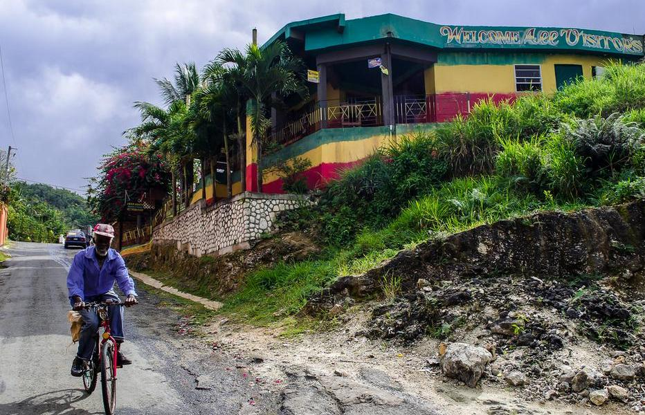 nine miles attraction - jamaica (bob marley's birthplace)