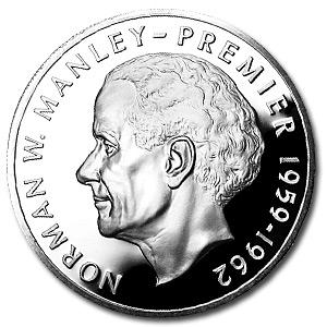 Jamaican 1973 5 Dollars Front Souvenir