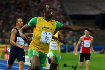Bolt Celebrates