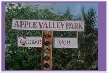 Welcome To Apple Valley Park, St. Elizabeth, Jamaica