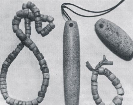 Arawak ornaments