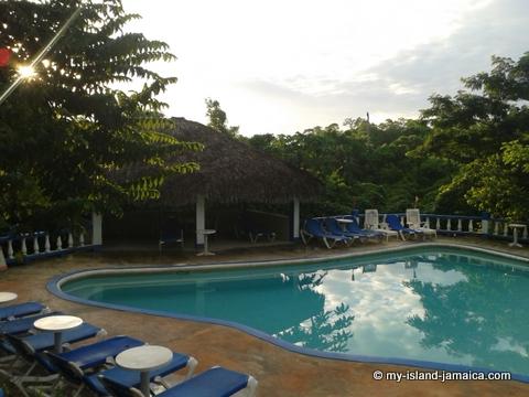best mineral spring in jamaica