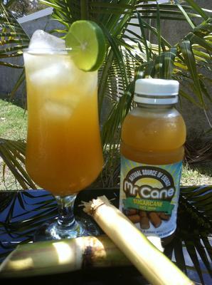 Mr Cane - Jamaican Sugar Cane Juice