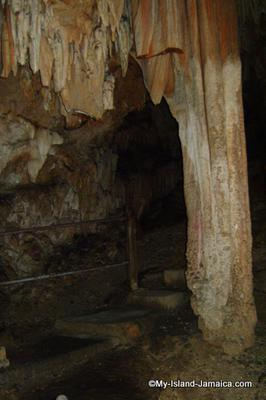 Jamaican Cave- awesome stalactite