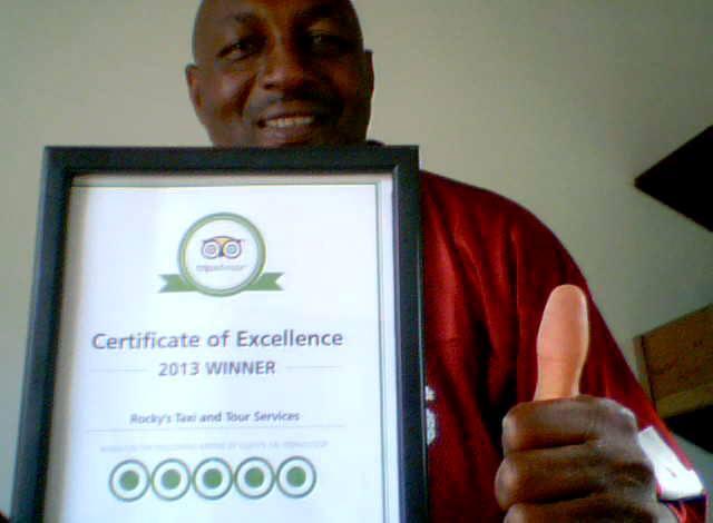 best_jamaica_island_tour_driver_trip_advisor_certificate