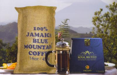 Royal Brewed - Blue Mountain Coffee