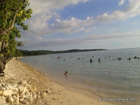 bluefields beach jamiaca