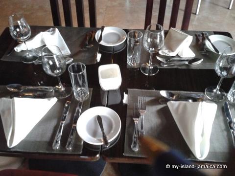 Restaurant At Sandy Haven Resort