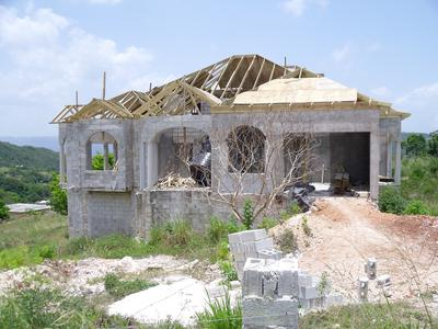 Building a house in jamaica for Jamaica house plans