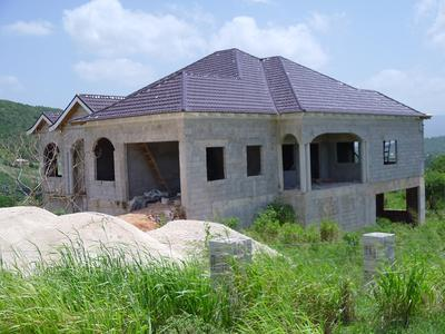 Building a house in jamaica for Homes to build on acreage