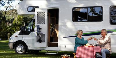 RV Living<br>Source: HufftingtonPost.com
