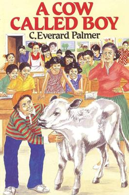 C Everard Palmer's book:  A Cow Called Boy
