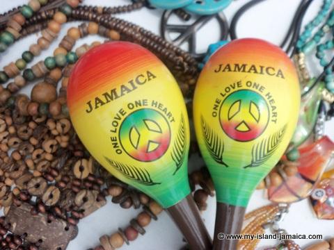 negril Jamaica souvenirs