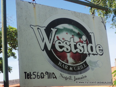 West Side Restaurant Negril