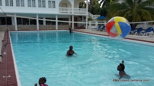 playing in montego bay