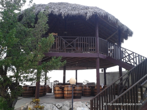 Chill Out Hut Bar & Grill Jamaica