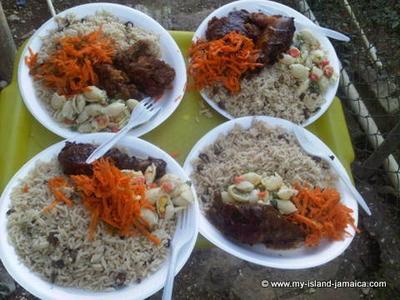 Jamaican Christmas Food.Christmas 2012 Jamaican Style