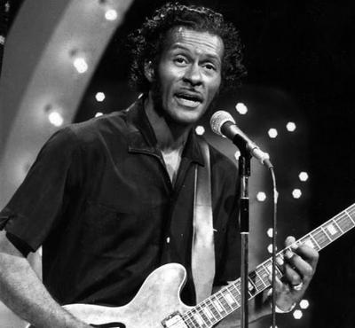 Chuck Berry Jamaica Farewell Song<br>Picture Source: Wikipedia