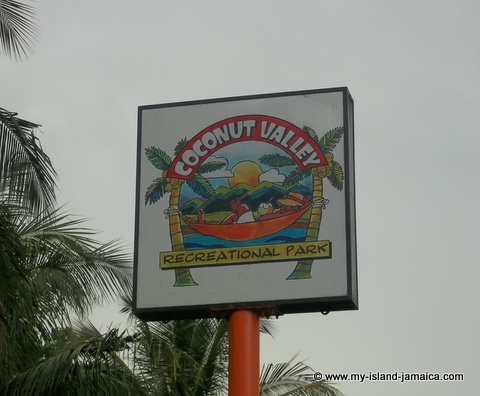 attractions in st mary jamaica - coconut valley park