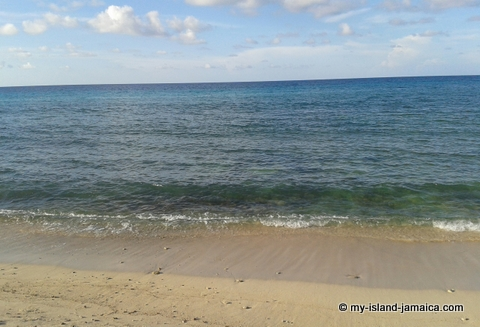 coral gardens beach