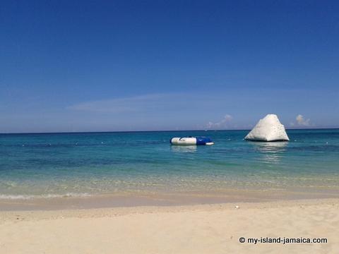 Cornwall beach in jamaica