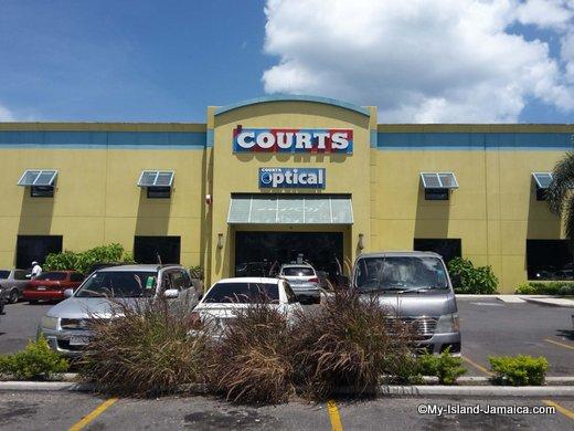 Courts Jamaica Ltd Bringing You Home