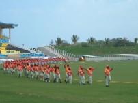 Volunteers Parade
